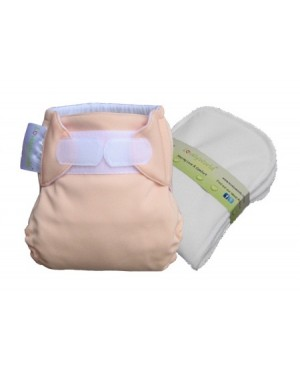 Creampuff New Born Fitted Diaper