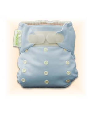 Tiffany Blue Plain Diaper Cover Only
