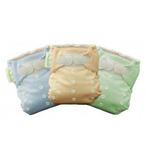 3pcs- OS Diaper Plain (any colours) Cryocord